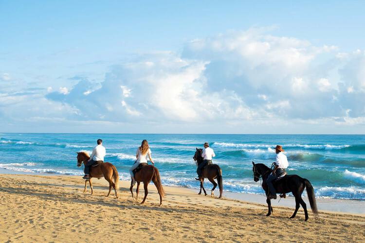Horseback Riding in Cancun