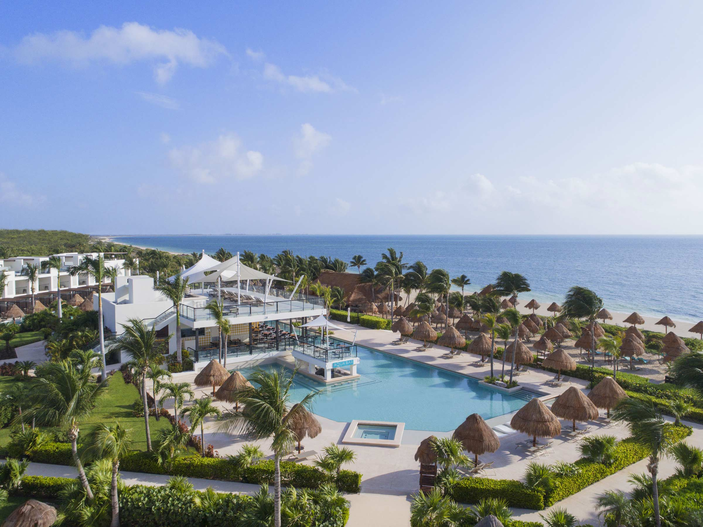 Overview of the best all inclusive adults only resorts in Cancun
